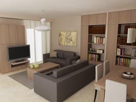 Εικόνα από διαμέρισμα στην Καλαμαριά