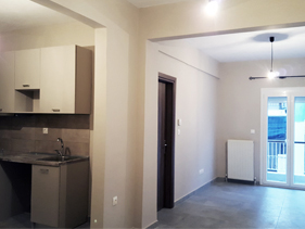 Εικόνα από διαμέρισμα στην Θεσσαλονίκη
